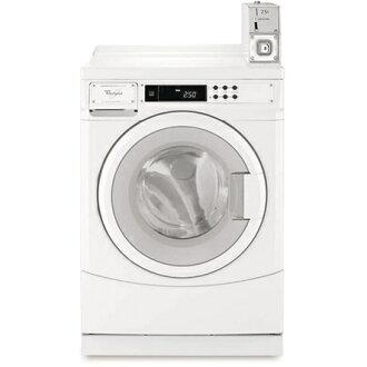 Whirlpool 惠而浦 CHW8990CW 商用投幣式滾筒洗衣機(12KG) ~美國原裝進口~【零利率】※熱線07-7428010