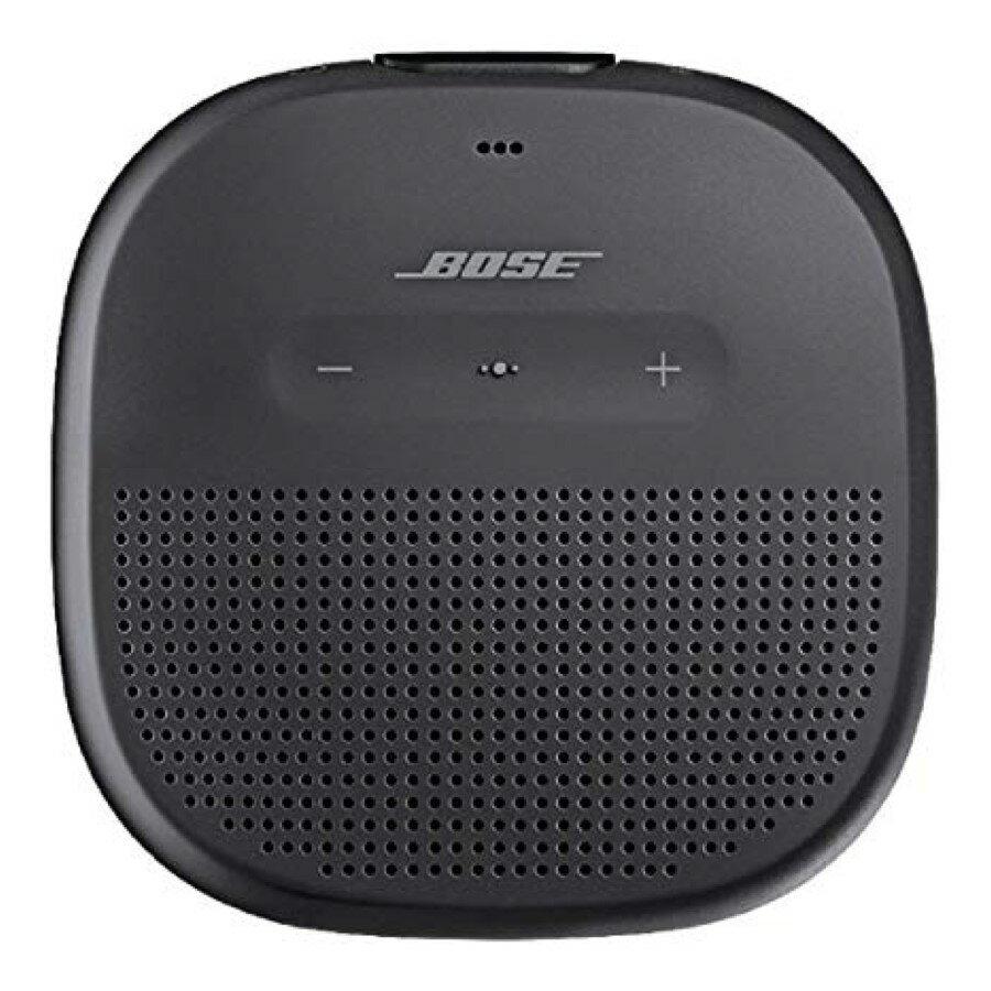 全新 BOSE 原廠 黑色 SoundLink Micro 藍牙揚聲器