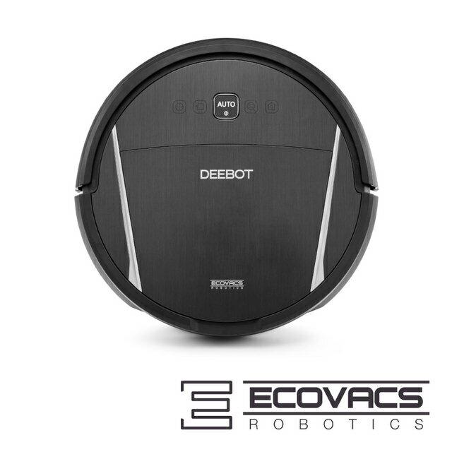 Ecovacs 地面清潔機器人 DM85+ 掃地機器人 ‵高效過濾 ‵簡單操作 ‵自動回充