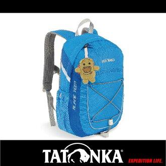 萬特戶外運動 TATONKA TTK1792-194 Alpine Teen 16公升 兒童多功能背包 鮮豔藍色