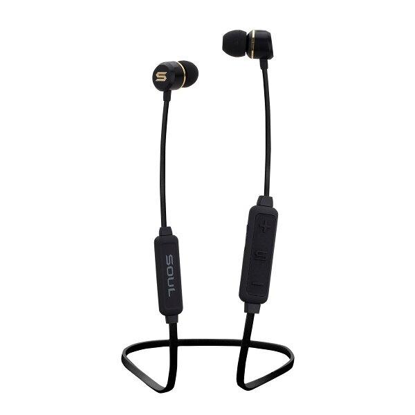 歐肯得:SOULPRIMEWIRELESS高效能無線藍牙耳機-石榴黑(台灣公司貨)