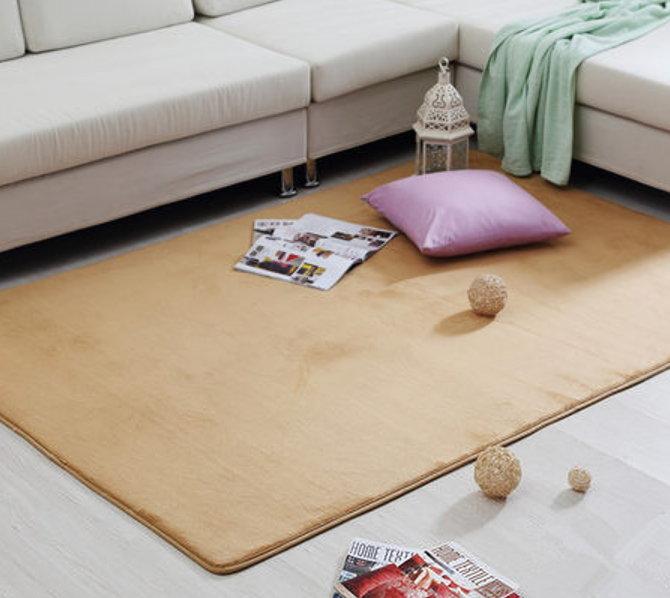 日系 訂製 珊瑚絨短毛地毯臥室客廳 居家 必備 地毯 地墊 兒童 訂製商品 包邊服務 專業剪裁 60*150