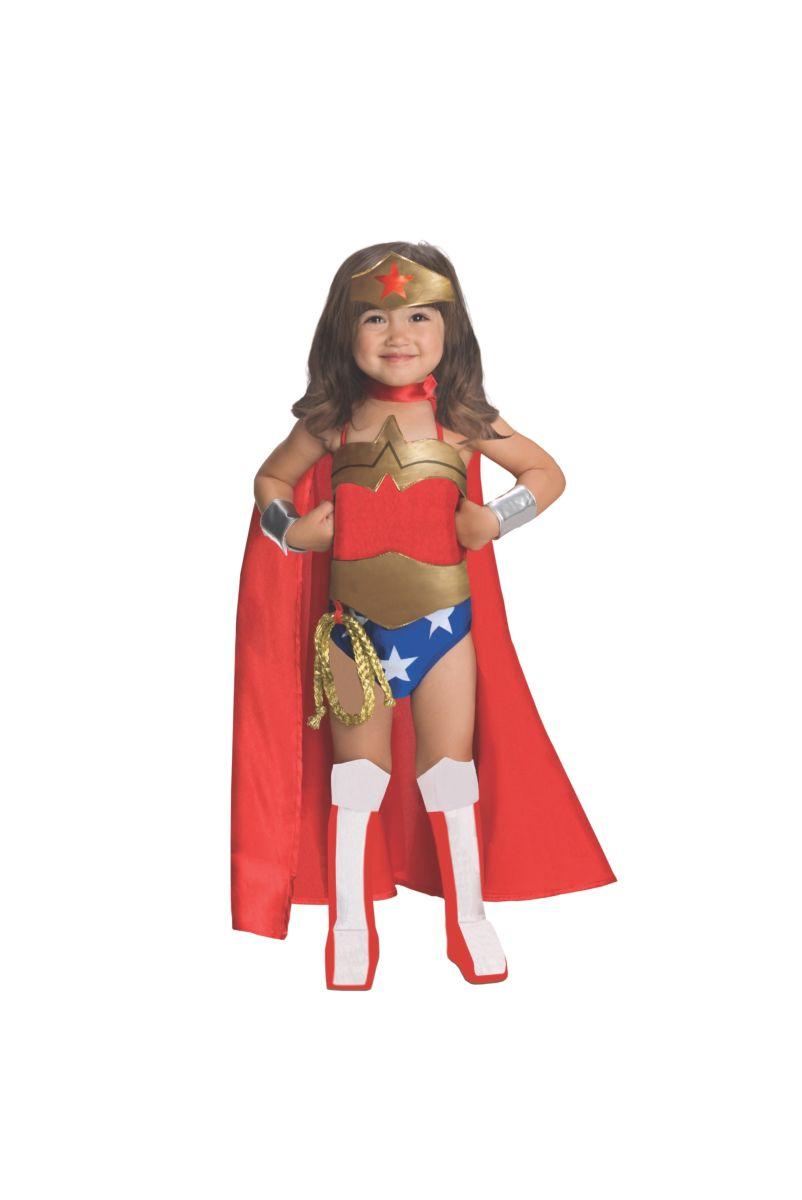 Rubies DC Comics Kids Wonder Woman Costume Female Large