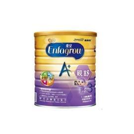 美強生 優兒A+親舒成長配方奶粉3號1-3歲(900g) X3罐 2097元