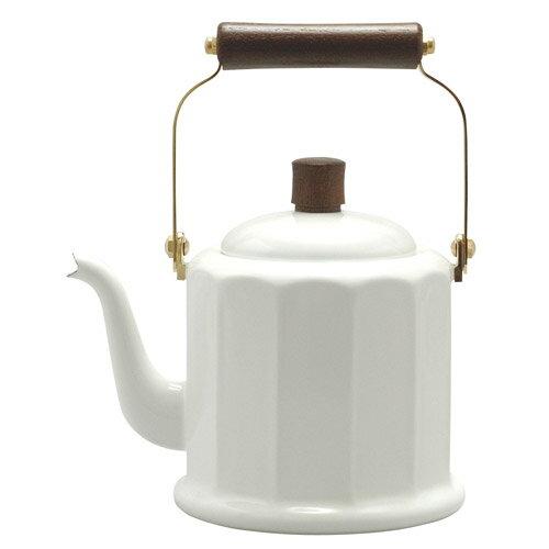 《野田琺瑯》品味古典造型手沖壺