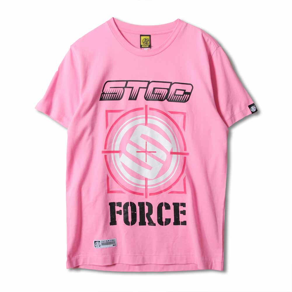 STAGE SNIPER SS TEE 黑色/粉紅色 兩色 4