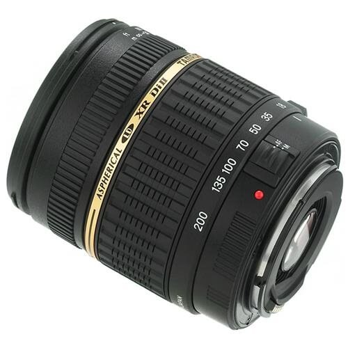 Tamron A14 AF 18-200mm F/3.5-6.3 XR Di-II LD Aspherical (IF) Macro Zoom Lens - 0.27x - 18mm to 200mm - f/3.5 to 6.3 2