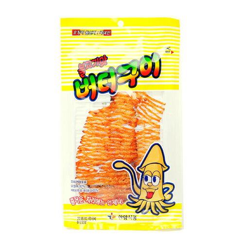 【HANYANG】韓國魷魚乾-奶油風味 / 烤肉醬風味 30g 버터구이(불고기맛) 韓國進口珍味零食 3.18-4 / 7店休 暫停出貨 1