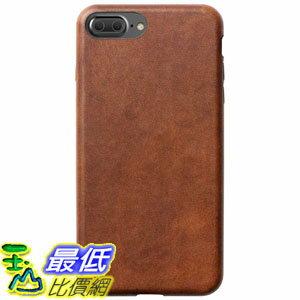 [106美國直購] 皮革手機殼 Nomad iPhone 7 Plus Horween Leather Case - Rustic Brown Color - Develops Patina Over Time and Will Age Beautifully _a121