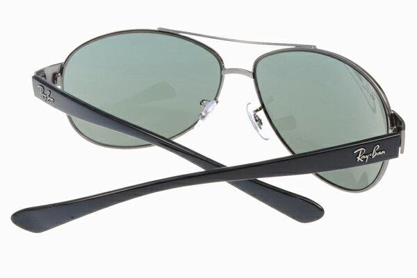Ray Ban 雷朋 銀墨綠 太陽眼鏡 RB3386 7