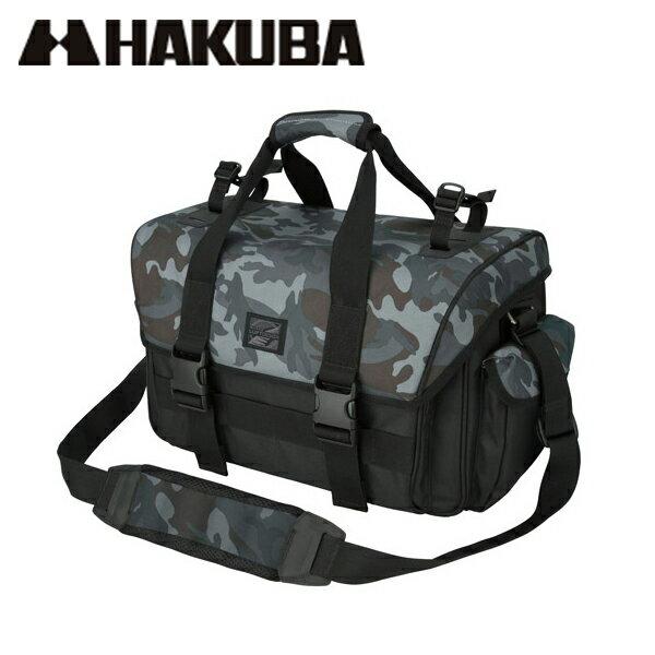 ◎相機專家◎HAKUBALUFTDESIGNRIDGESHOULDER02相機側背包L迷彩黑HA205169公司貨