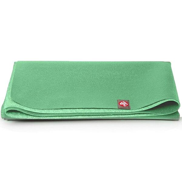 Manduka Travel Mat 天然橡膠旅行瑜珈墊 1.5mm 向陽綠 Evolve