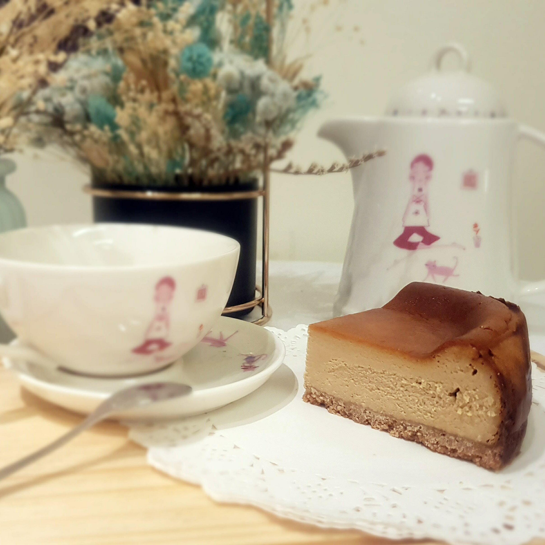 北海道黑糖乳酪蛋糕 6吋   【老婆的乳酪蛋糕】