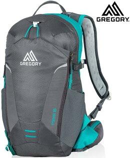 GregoryMaya22登山背包郊山小背包單車包女款22升68377灰台北山水