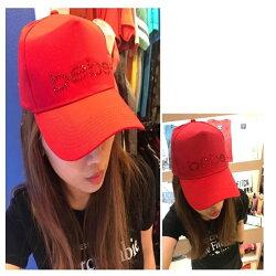 BEBE 春夏新款 圖案棒球帽 經典LOGO  麋鹿公主 歐美時尚 平行輸入精品店