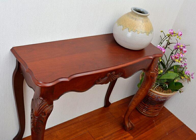 玄關桌(胡桃色)商品介紹