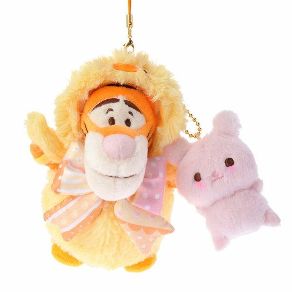 日本直送 東京Disney Store 2016年 Easter Kitsch復活節限定 維尼跳跳虎吊飾