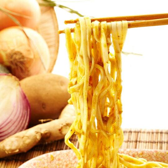 花蓮家咖哩-咖哩乾拌麵醬十二包組(甘味*6+香辣*6,120g/包)