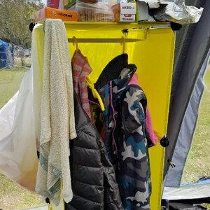 美麗大街【106040613】六門鞋櫃 收納櫃 置物架 衣架 衣物收納箱