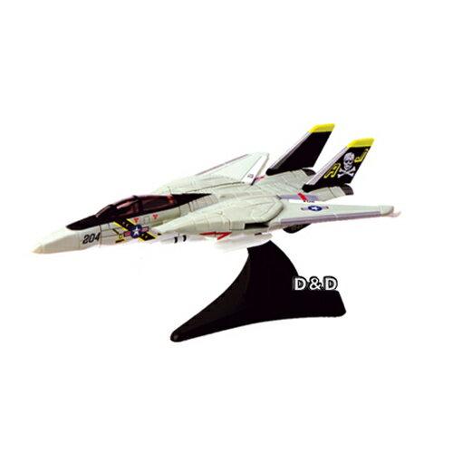 《4D PUZZLE 》戰鬥機 F-14A(盒裝)