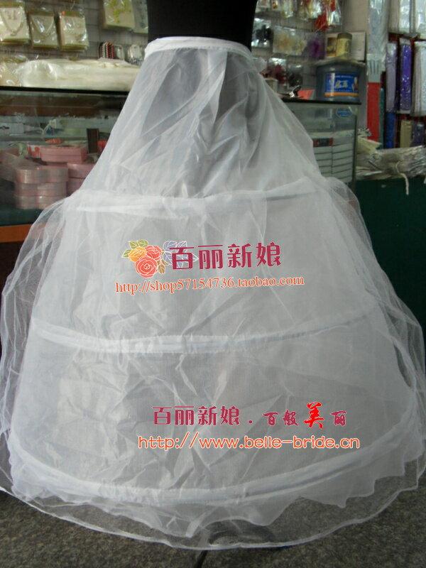 天使嫁衣~AE119~齊地拖尾婚紗皆 三鋼圈一硬網裙稱˙ 訂製款