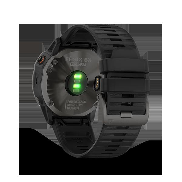[多重神劵現折10%再抵禮金]Garmin Fenix 6X Pro Solar(太陽能) 進階複合式運動GPS腕錶 / 登山戶外運動腕錶 /行動支付 內建血氧感測