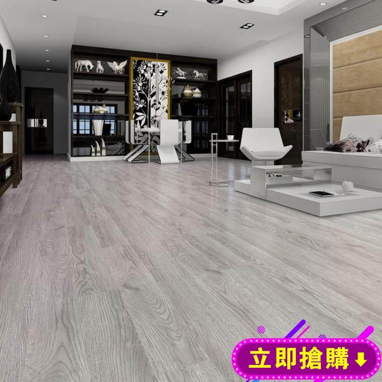 自黏地板革PVC地板貼紙地板膠加厚防水耐磨塑膠地板貼紙臥室家用 618購物節