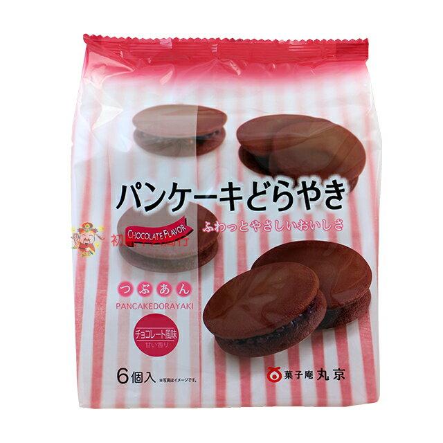 【0216零食會社】丸京銅鑼燒-巧克力&紅豆324g