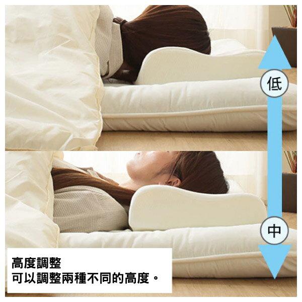 波型記憶枕 高度可調 NITORI宜得利家居 8