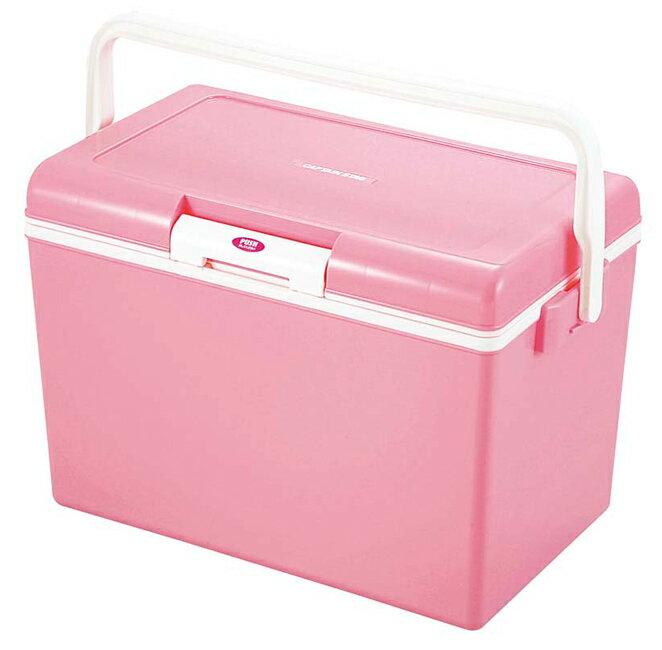 【鄉野情戶外用品店】 CAPTAIN STAG 鹿牌 |日本| 日本原裝保冷冰箱/手提冰箱 冰桶 保鮮桶/M-8150 【容量22L】