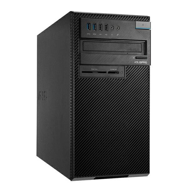 ASUS 華碩 D640MA-I58500005R 商務主流商用桌上型電腦(i5-8500/B360/8G/1TB/DRW/WIN10 Pro)
