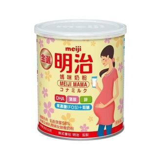 【明治】金選明治媽咪奶粉 350g/瓶
