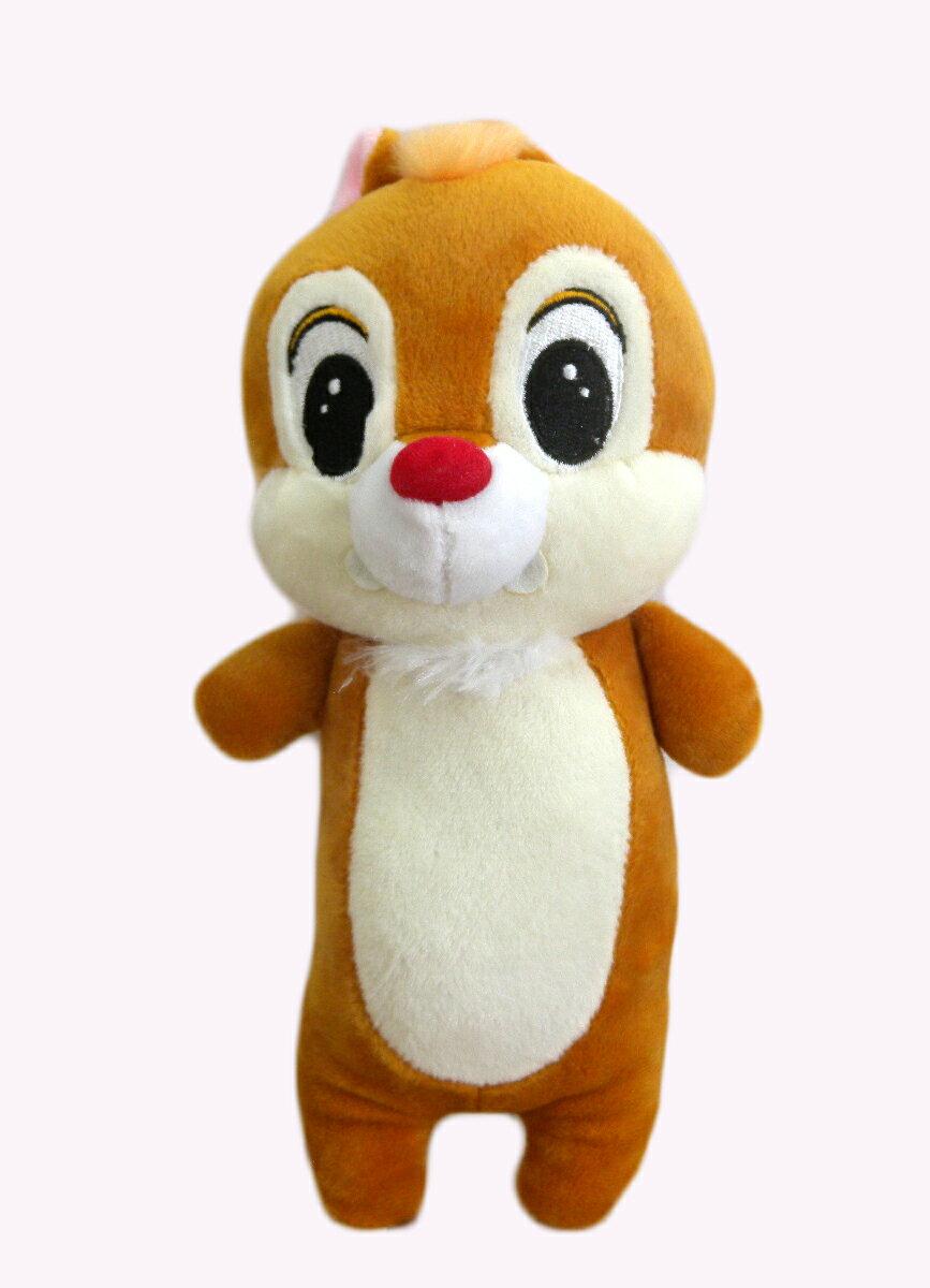 【真愛日本】15061200014 9吋啾啾全身長吊娃-蒂蒂 迪士尼 花栗鼠 奇奇蒂蒂 松鼠 娃娃 玩偶 正品 限量