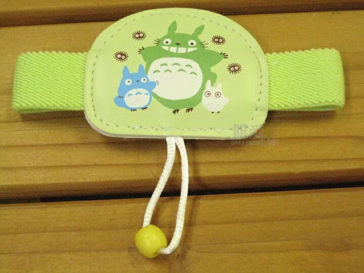 【真愛日本】12020600050 便當束袋-綠底蔬果野菜 龍貓 TOTORO  收納袋 日本帶回
