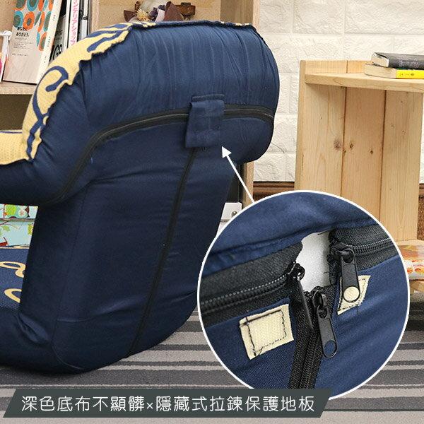 和室椅 和室電腦椅 休閒椅 《卡蜜拉扶手和室椅》-台客嚴選 4