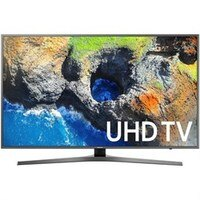 Samsung UN40MU7000 40 UHD 4K HDR LED Smart HDTV, Black (2017 Model)