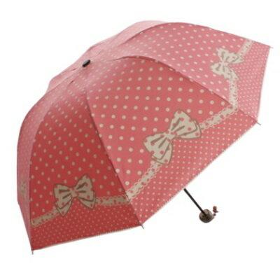 遮陽傘抗UV防曬晴雨傘-時尚可愛蝴蝶結摺疊戶外用品6色73fa3【獨家進口】【米蘭精品】