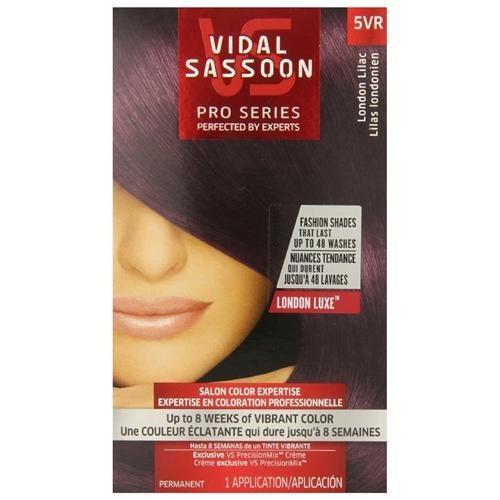 Vidal Sassoon London Luxe 5vr London Lilac 1 Kit 2c8ea11b9d767f039daa4c662e4e6d95
