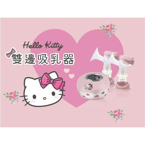 康貝 Combi Hello Kitty 限量版雙邊電動吸乳器★愛兒麗婦幼用品★ 2