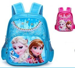 正版Disney 迪士尼冰雪奇緣系列兒童書包 寶寶後背包2061