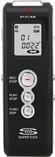 韓國CENIX專業型藍芽數位錄音筆PCM聲控電話錄音4GMR-1000支