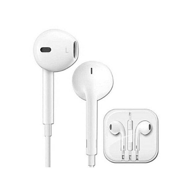 iPhone 耳機 3.5mm 蘋果耳機【送收納盒】線控 麥克風 高音質 Apple EarPods (78-4115) 1