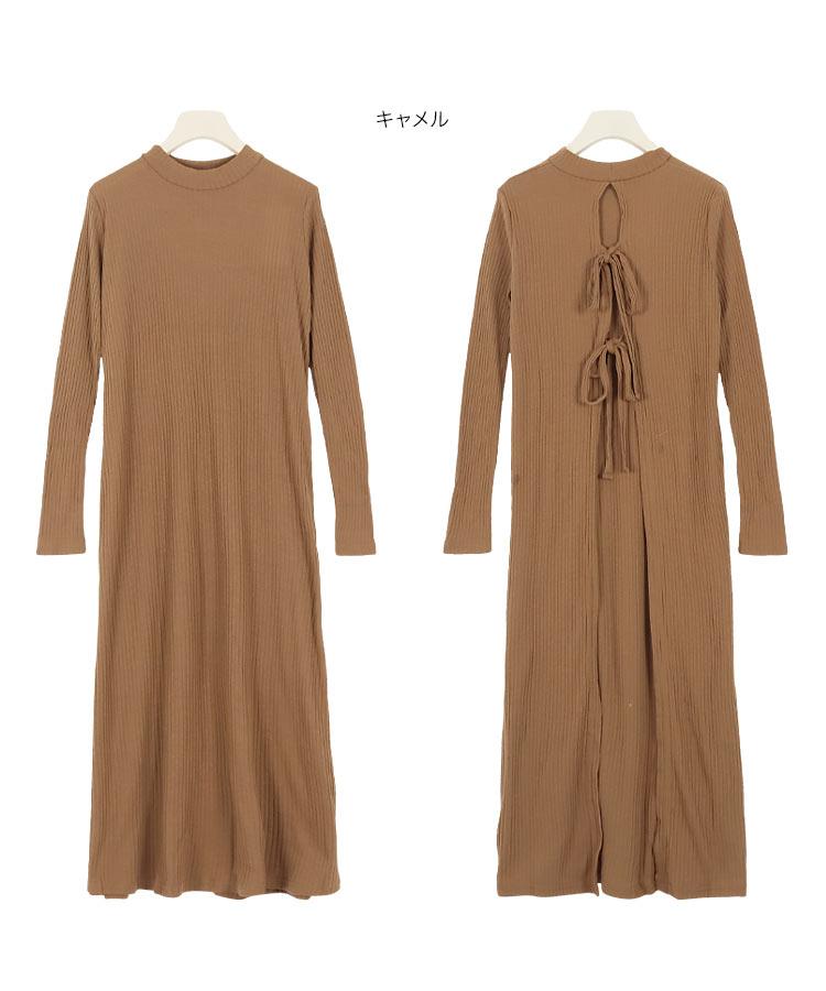 日本Kobe lettuce  /  秋冬優雅坑條連身裙  /  e2542  /  日本必買 日本樂天直送  /  件件含運 6