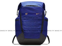 Shoestw【BA5551-455】NIKE KD NK TREY 6 BKPK 2.0 運動後背包 球鞋袋 筆電包 寶藍黑
