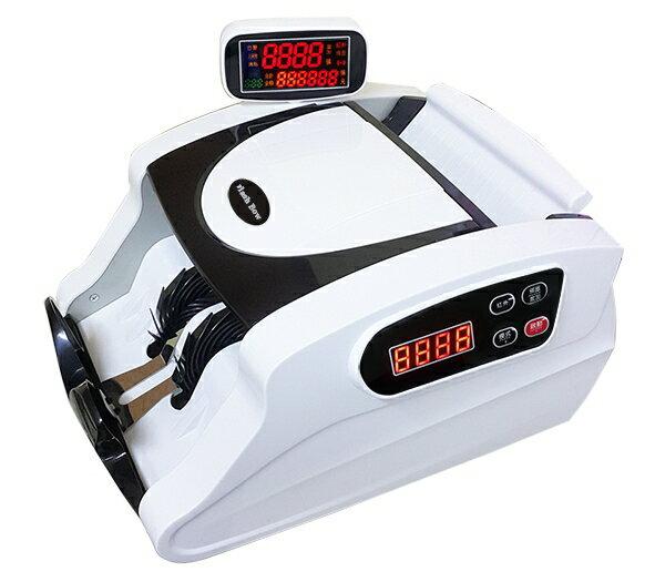 鋒寶 FB555點驗鈔機~2015新型可點驗台幣、人民幣~貼心中文語音提醒、警告音~促銷中 - 限時優惠好康折扣