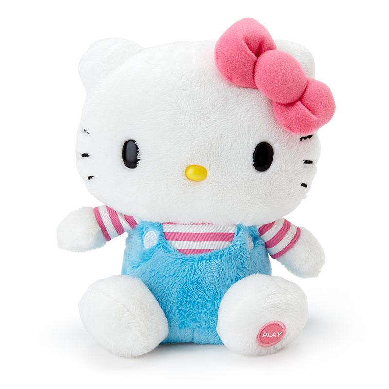 【真愛日本】18072700009 音樂體操娃娃-KT加ACZ 凱蒂貓kitty 音樂娃娃 體操 兒童玩具 親子遊戲