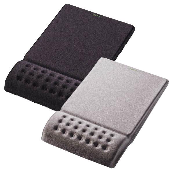 ELECOM COMFY 鼠墊+護腕墊 舒壓鼠墊II  - 黑