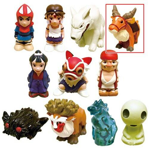【真愛日本】 15090200020 指套娃娃-亞克路 魔法公主 ????? 手指娃娃 公仔 擺飾 收藏品 日本帶回