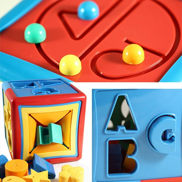 『121婦嬰用品館』B.Toys 歡樂立方 - Battat系列 2