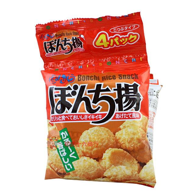 【0216零食會社】日本-少爺揚米果4連包